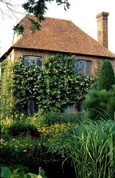The Cottage Garden @ Sissinghurst,Kent| by © Rolf Bach