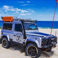 Un tanquesito. Listo para la guerra  #landrover #defender90 #overland #offroad4x4 #likeforlike #australia #westaussiebeaches #westernaustralia #4wding #4wdlife #4x4life #4wheeler #landroverdefender90 #landroverdefender #landroverlife #4wheeling #4wheelinginwa #beach4x4 #beachlife  @desadaptaos4x4 @desadaptaos4x4 by desadaptaos4x4 Un tanquesito. Listo para la guerra  #landrover #defender90 #overland #offroad4x4 #likeforlike #australia #westaussiebeaches #westernaustralia #4wding #4wdlife…