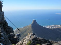 """Simply Stunning - A Picture Perfect Day on Table Mountain Involves Skipping the Lengthy Queues from the FoodWaterShoes article """"A Home Away From Home in the """"Mother City"""" - More Quarters in Cape Town, South Africa"""" - Place to Stay Apartments Kloof Street"""
