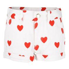 Mini Rodini - Love Shorts