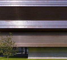 Diesel Headquarters / Studio Ricatti - Copper facade