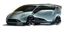 Toyota Estima 2015 - Final exterior renderings.