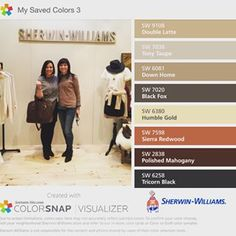Tricorn Black paint color SW 6258 by Sherwin-Williams. interior and exterior paint colors and color palettes. Get design inspiration for painting projects.