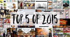 Take a look at my top 5 posts of 2015 on fabricforward.com :)