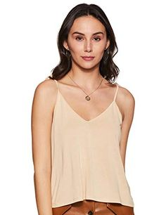 Forever 21 Women's Classic Fit Top Forever 21 Workout Tops, Best Sellers, Basic Tank Top, 21st, Camisole Top, Forever 21, Blouses, T Shirts For Women, This Or That Questions