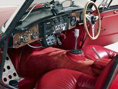 Austin Healey 300 BJ8 Rally car - 1967