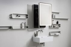 Miior, Al, mirror, bathroom, luxury
