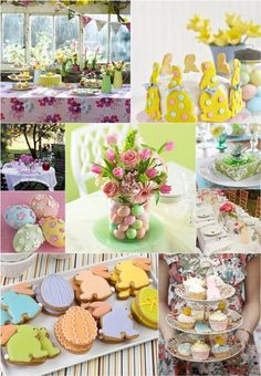 Easter decorating inspirations