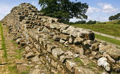 Hadrian's WAll is under threat. The National Trust says it has found evidence of illegal excavations carried out by criminals armed with metal detectors