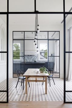 A Melbourne Victorian's Contemporary Overhaul by Hecker Guthrie - Remodelista