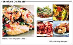 Recipe Collection: Shrimply Delicious (shrimp recipes) - Recipelink.com