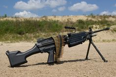 Gun Review: FN M249S Semi-Automatic SAW