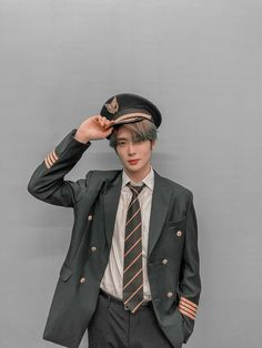 Jaehyun Nct, Pilot Uniform, Valentines For Boys, Jung Jaehyun, Aesthetic Boy, My Youth, K Idol, China, S Pic