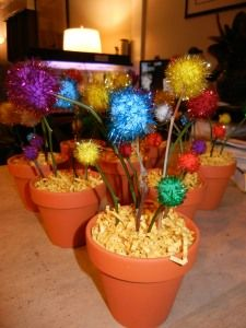 Table decorations, dr Seuss