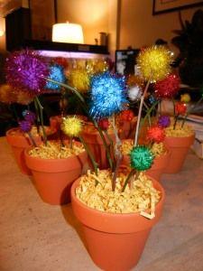 Table decorations, dr Seuss