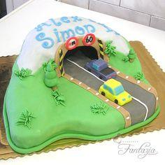 torta s tunelom - Hľadať Googlom