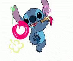 The perfect Stitch LiloAndStitch Ok Animated GIF for your conversation. Lilo En Stitch, Lilo And Stitch Quotes, Famous Cartoons, Disney Cartoons, Stitch Tumblr, Disney Stich, Stitch Drawing, Stitch And Angel, Cute Stitch