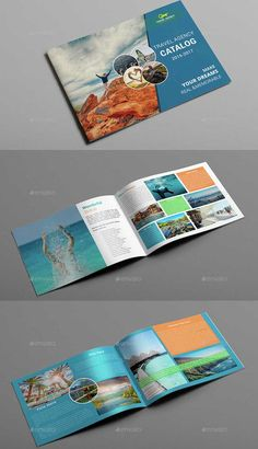 Showcase 40 Best Travel and Tourist Brochure Design Templates 2016 perfectly…
