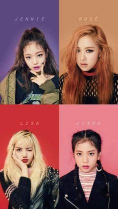 K Pop Blackpink Wallpaper Blackpink Lisa, Jennie Blackpink, K Pop Wallpaper, Korea Wallpaper, Fashion Wallpaper, Wallpaper Gallery, Wallpaper Wallpapers, Kpop Girl Groups, Korean Girl Groups