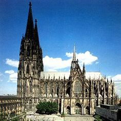 Kölner Dom (Cologne Cathedral) - Cologne, Germany -  I want to go back!