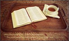 My Heart's Song: Scripture and a Snapshot