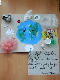 Games For Kids, Activities For Kids, Diy And Crafts, Crafts For Kids, Reggio Emilia, Earth Day, Teaching English, Projects For Kids, Environment