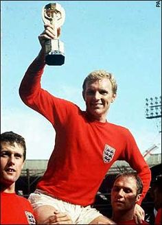 Bobby Moore - the best defender England have ever had. World cup winning captain. West Ham legend