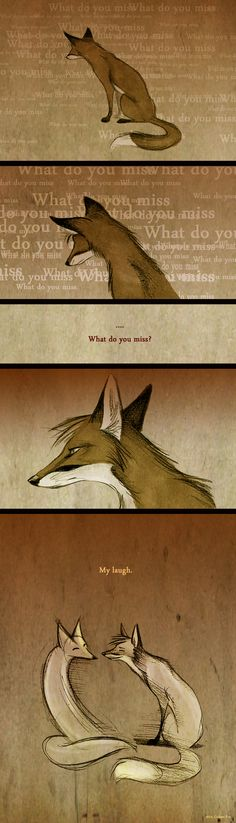 Mein Lachen by Culpeo-Fox.deviantart.com on @deviantART