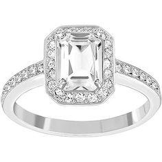 Attract Light Rectangular Ring
