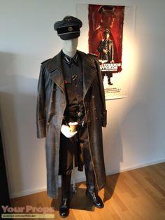 Inglourious Basterds, Hans Landa complete uniform from opening scene original movie costume
