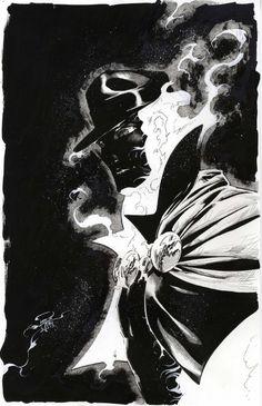 Phantom Stranger by Philip Tan
