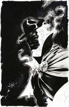 Phantom Stranger by Philip Tan