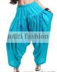 latest pure cotton bottom wear patiala salwar for aditi fashion - Bhopal- - Women's Apparels - Clothing /Jewellery