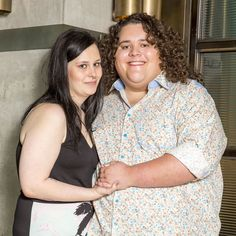 Aria gonna be my girl? ... BGT's operatic wonder Jonathan Antoine with new love Michelle