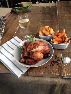 Remoska pan chicken