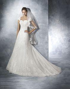Vestidos de novia WHITE ONE   JANINA (Tienda AZALEA)