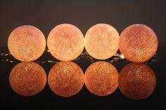 Cordão de luz Rosa Bebe - Pipilota