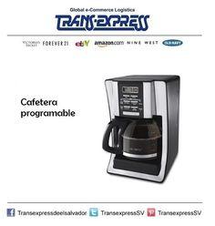 Empieza tu día con una taza de café.  http://amzn.com/B0047Y0UQO Costo del artículo puesto en El Salvador $86.82