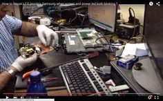 Samsung 743nx LCD Monitor blinks