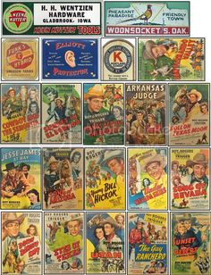 Rogers Arkansas, Roy Rogers, Iowa, Diorama, Layout, Signs, Artwork, Work Of Art, Page Layout