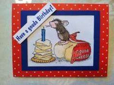 """""""The Big Cheese's Birthday"""" by cheri miller on House-Mouse Designs®"""