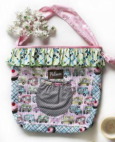 Matilda Jane Platinum - sundae Fundae joey bag