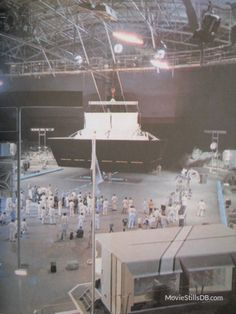Close Encounters of the Third Kind - Behind the scenes photo