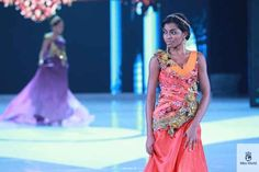 Miss Equatorial Guinea.   37 Over-The-Top Evening Gowns From The 2013 Miss World Fashion Show