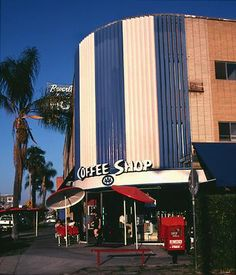 The Coffee Shop Diner from the movie Swingers