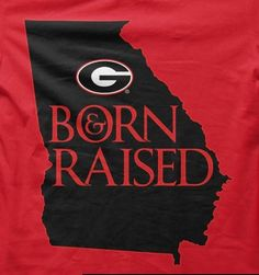 Not born, but raised... my baby is born & raised tho!