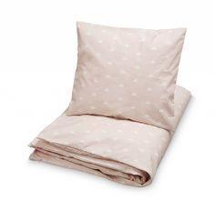Cam Cam linge de lit bébé swan - Fool de Wool merinoshop
