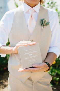 Wedding invitations: http://www.stylemepretty.com/2014/12/29/colorful-summer-wedding-at-ojai-valley-inn/   Photography: Marianne Wilson - http://www.mariannewilsonphotography.com/