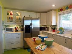 colorful kitchen decorating ideas | colorful kitchen decorating ideas