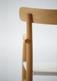 Maruni - Lightwood Armchair - Jasper Morrison